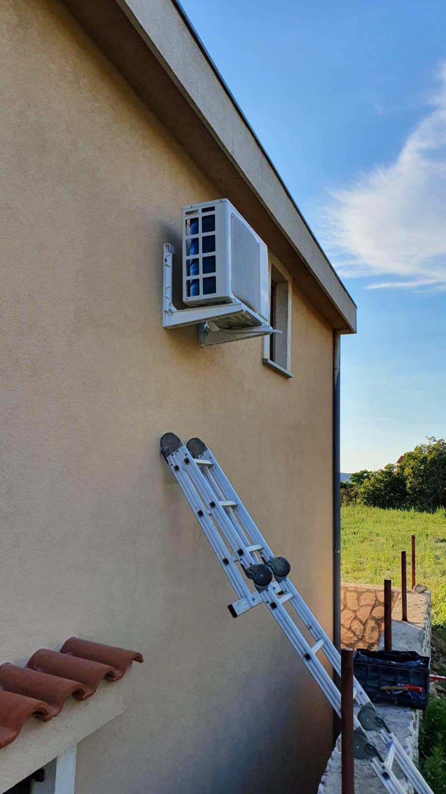 zadar klima ladder air con