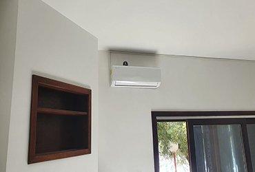 zadar klima air con fitted inside